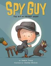 Spy Guy: The Not-So-Secret Agent, Young, Jessica