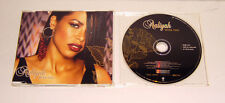 Single CD Aaliyah - Miss You  2003  3.Tracks   MCD A 5