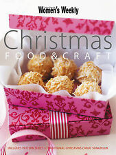 Christmas: Food and Craft By The Australian Women's Weekly (Large Cookbook)