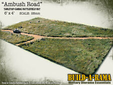 SALE Tabletop 6X4' Gaming MAT for 28mm Bolt Action Warhammer Fantasy 40k l