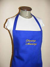 """YUMMY MUMMY"" Novelty apron  4 Colours"