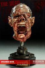 SIDESHOW ZOMBIE 687M THE DEAD SPECIMEN LEGENDARY SCALE BUST FIGURE STATUE RARE