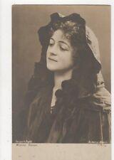 Monna Vanna Actress Vintage RP Postcard 374a