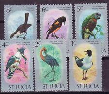 St. Lucia 1975 - MNH - Vogels/Birds/Vögel