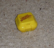 Vintage 1990 McDonalds Changeables McDino McNuggets-O-Saurus transforming toy
