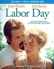 Labor Day (Blu-ray/DVD, 2014, 2-Disc Set)
