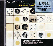 SPHINCTER ENSEMBLE herrodian event #1 Remastered Esoteric CD NEU OVP/Sealed