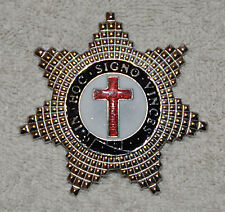 Masonic Knights Templar Breast Star (KT005)