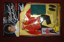 Michael Jackson authentic stage outfit Vintage collectable doll