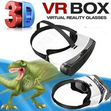 """VR SPACE Virtual Reality Glasses VR Box 3D Movie BT3.0 For 3.5~5.5"""" Smartphone"""
