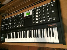 Limited BLACK MOOG MINIMOOG VOYAGER XL SYNTHESIZER KEYBOARD, 865 // ARMENS