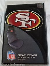 NFL NIB CAR SEAT COVER - SAN FRANCISCO 49ERS