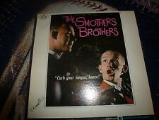 Smothers Brothers CURB YOUR TONGUE KNAVE Mercury SR 60862 LP