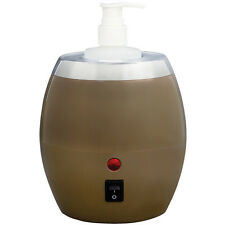 NEW! MASSAGE OIL/LOTION BOTTLE WARMER WITHOUT BOX
