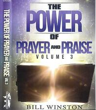 Power of Prayer and Praise - Get Results Vol 3 2013 Bill Winston 4 DVD Teaching