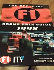 ITV F1 Grand Prix Guide 1998