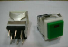10,Push Button Led DPDT OFF/(ON) Momentary Switch,GLKD3