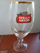 HALF PINT 33cl STELLA ARTOIS GLASS CHALICE UNBOXED  OFFICIAL PRODUCT 1 PC