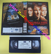 VHS film TRAPPOLA D'AMORE intersection Richard Gere Sharon Stone (F103) no dvd