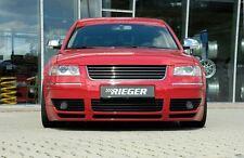 Rieger Frontspoilerlippe für VW Passat 3BG Limousine/ Variant