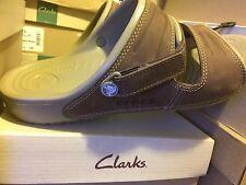 crocs yukon men's two strap sandals Khaki/Espresso size Uk 7, 8, 9, 10, 11, 12.