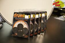 DrumTacs Polymeric Tonal Control/Dampener Pads by Studio Lab Percussion