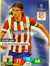 Adrenalyn XL Champions League 13/14 - filipe luis-Club Atletico de Madrid