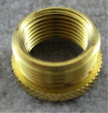 "Reduction bush 5/8"" male to 1/2"" female"