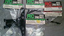 MARUI R/C SAMURAI 4WD PARTS LOT. VINTAGE.NEW! GOOD PRICE !FREE SHIP!