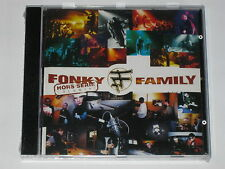 FONKY FAMILY - HORS-SERIE VOLUME 1 - COTE OBSCUR - CD 1999
