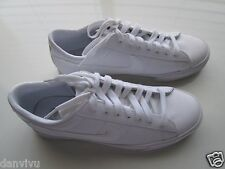 NIKE AIR Solid Sneakers Men' Shoes White 7.5-8M