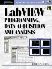 LabVIEW Programming, Data Acquisition and Analysis (Virtual Instrumentation)