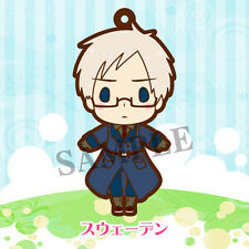 Hetalia Axis Powers Sweden Rubber Phone Strap Vol. 2 Rerelease