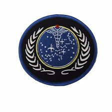 Star Trek United Federation of Planets Symbol Embroidered Patch