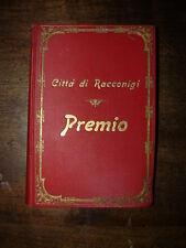 MORANDI Luigi Come fu educato Vittorio Emanuele III Ricordi 1905