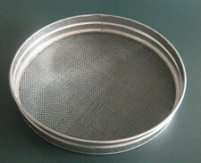 "15"" METAL GARDEN RIDDLE SIEVE 4mm MESH HOLE SIZE – COMPOST SOIL RIDDLE – NEW"