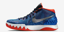 nike kyrie 1 silver/red/blue size 14 new