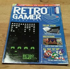 RETRO GAMER MAGAZINE REPRINT OF 2004 ISSUE ONE 1.  DOES NOT INCLUDE COVER DISC!
