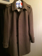 Burberry London wool trench coat, Burberry Prorsum, Burberry