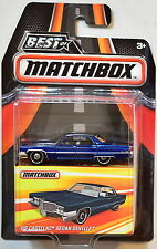 MATCHBOX 2016 BEST OF MATCHBOX '69 CADILLAC SEDAN DEVILLE