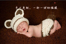 2014 Newborn Baby 0-6M Crochet Knit Costume Photo Photography Prop Outfits +ER