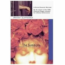 A Detective Peter Diamond Mystery: The Summons by Peter Lovesey (2004,...