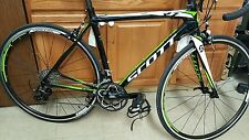 Scott CR1  20 carbon  road racing bike bicycle 58cm new