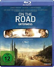 ON THE ROAD, Unterwegs (Garrett Hedlund, Kristen Stewart) Blu-ray Disc NEU+OVP