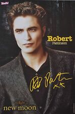 ROBERT PATTINSON - A3 Poster (ca. 42 x 28 cm) - Twilight Clippings Sammlung