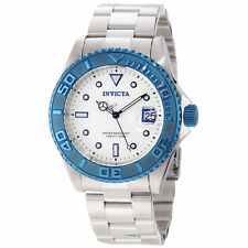 Invicta Men's 12835 Pro Diver Automatic White Dial Stainless Steel Watch