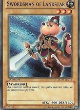 YU-GI-OH: SWORDSMAN OF LANDSTAR - LCJW-EN010 - 1st EDITION
