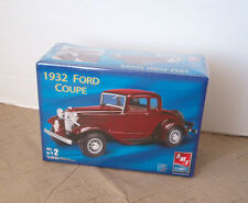 Ford 1932 Coupe 5 Window  Hot Rod or Factory Stock 1:25 scale AMT/Ertl Kit