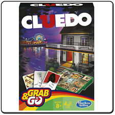 Cluedo 'Grab & Go' Classic Board Game New