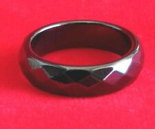 Ring Leklai Magnetic Hematite Thai amulet Prevent black magic relieve illness